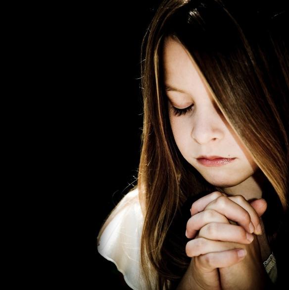 priere-fille