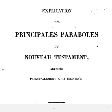 ExplicationParaboles