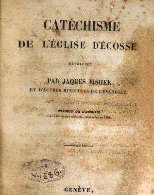 CatechismeEcosse