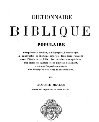 DictionaireBiblique1