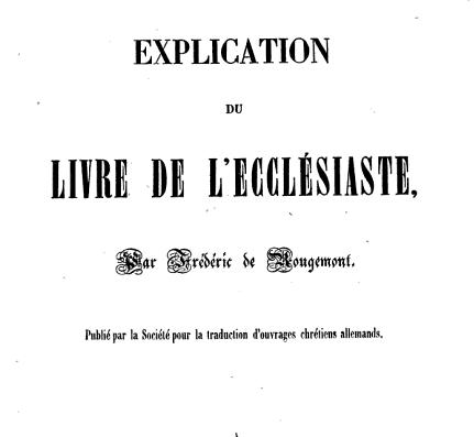 Ecclesiaste3