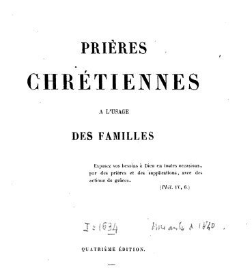 PrieresFamille