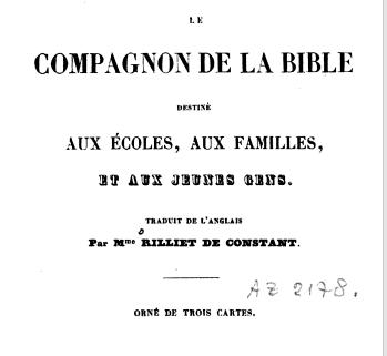 CompagnonBible