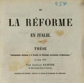 ReformeItalie