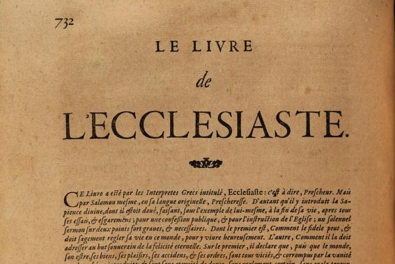 Ecclesiaste8