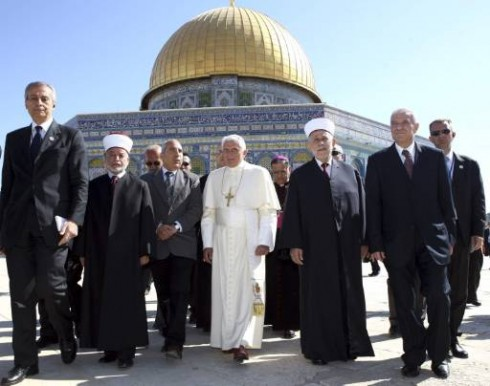 pope-Mosque-in-Jerusalem-e1363364333806