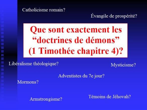 DoctrinesDemons