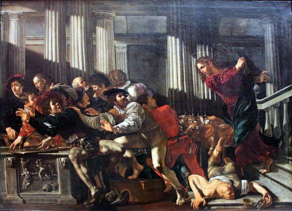 800px-1610_Cecco_del_Caravaggio_Christ_expulses_money_changers_anagoria