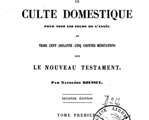 RousselCulteDomestique1
