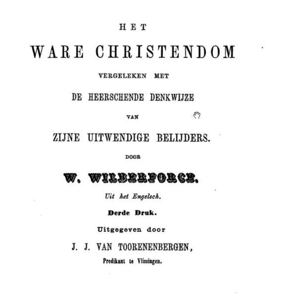 WilberforceNeerlandais2